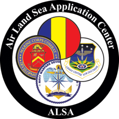 The Air, Land and Sea Application Center is a multi-service organization that develops multi-service tactics, techniques, and procedures across the entire range of military operations to meet the immediate needs of the warfighter. The ALSA maintains 33 MTTP publications and each publication is broken down by branches, Air, Sea, Land, Space and Cyber. (Courtesy graphic)