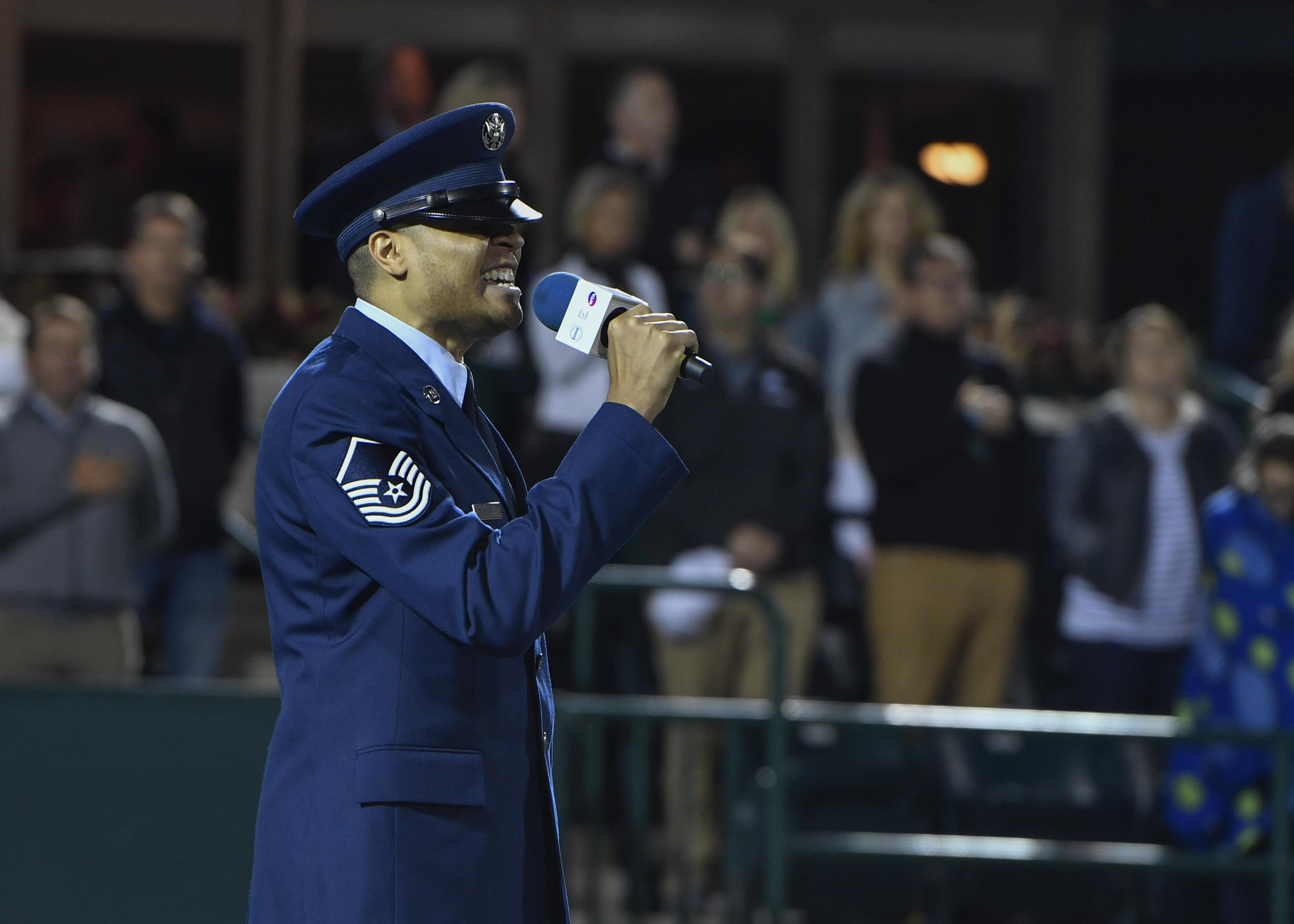 Volvo Car Open Hosts Military Appreciation Night Joint Base