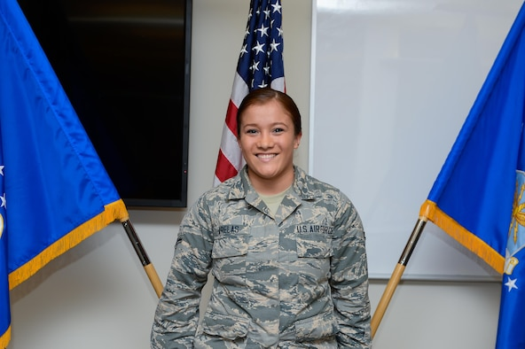 Airman Adrianna Barelas, 3rd Space Operations Squadron
