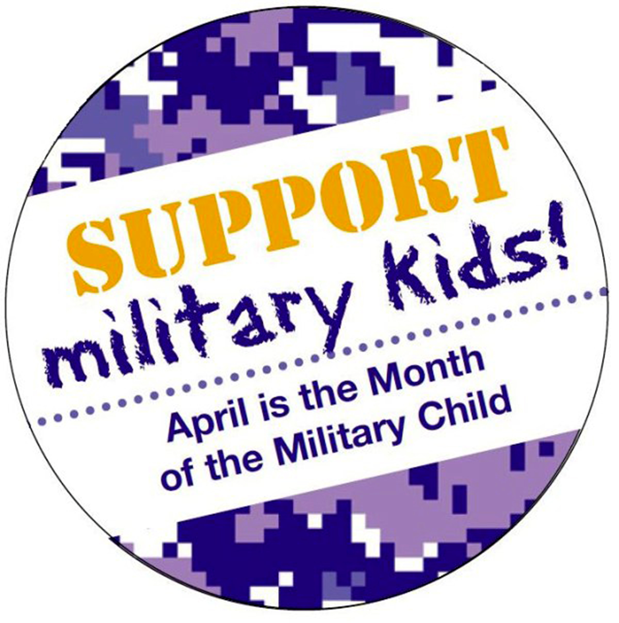 April honors sacrifices of military children > Joint Base ...