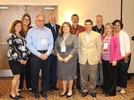 Ten AETC small business professionals attended a workshop where they learned valuable insights about policy changes, legislative updates and numerous topics affecting small business programs, April 3-7, 2017, at the Sheraton Atlanta in Atlanta, Georgia.