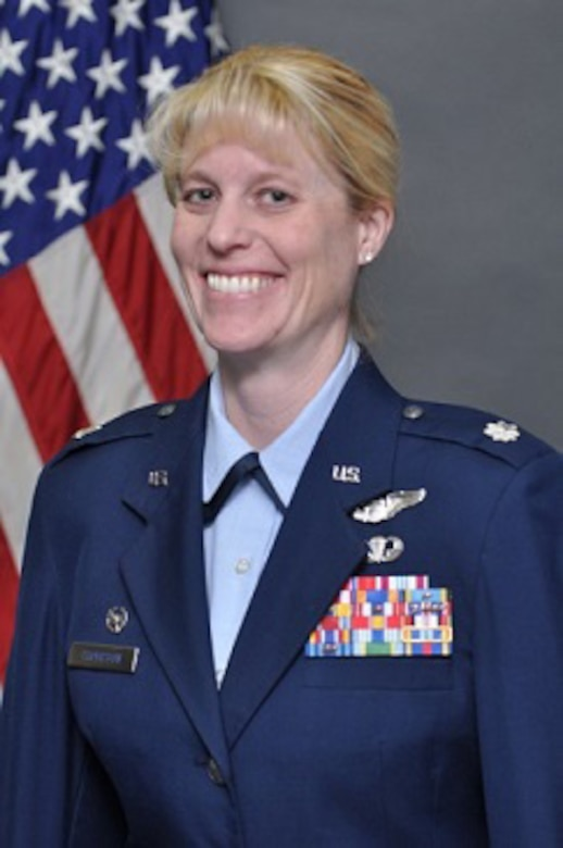 Lt. Col. Kristen Thompson