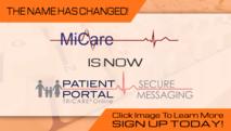 MiCare becomes TOL Patient Portal Secure Messaging