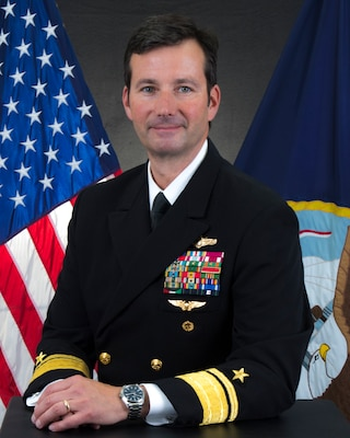 "Rear Admiral Christian ""Boris"" Becker"