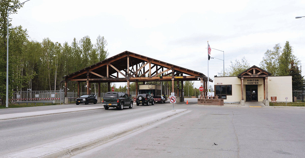 Gate construction to cause traffic delays gt joint base
