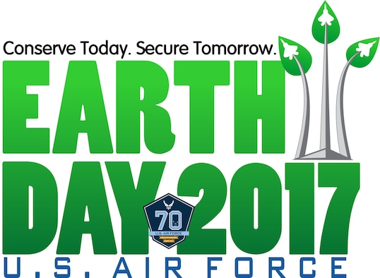 As the nation celebrates the 47th annual Earth Day, Saturday, April 22, the Air Force is re-emphasizing its long-standing commitment to environmental stewardship and encouraging its military and civilian workforce to promote recycling at home and on the job. The Air Force continues to take initiatives to reduce energy intensity, reduce water intensity and increase renewable energy. (Courtesy graphic)
