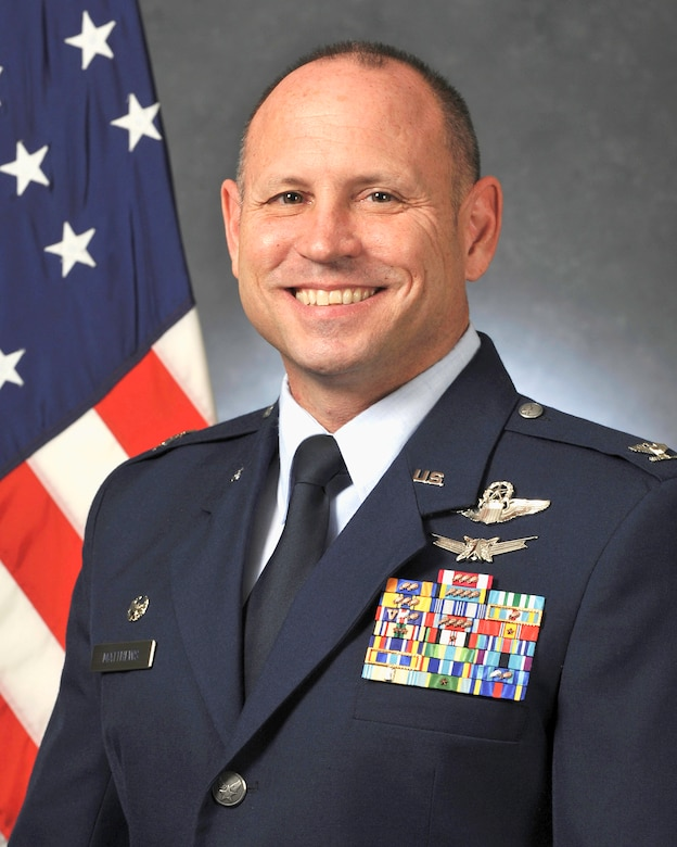 Col. Kurt Matthews, 920th Rescue Wing Public Affairs