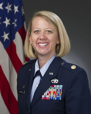 Commentary by Maj. Traci Bowman, 60th Logistics Readiness Squadron
