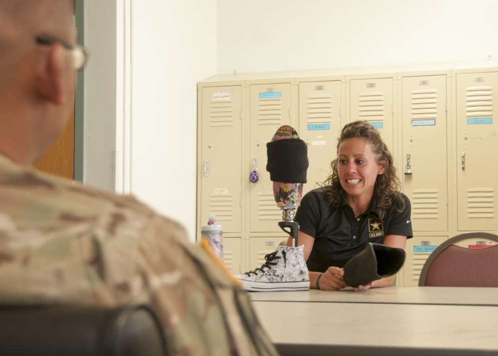 Face Of Defense Army Nurse Provides Insight On Cancer Battle Us