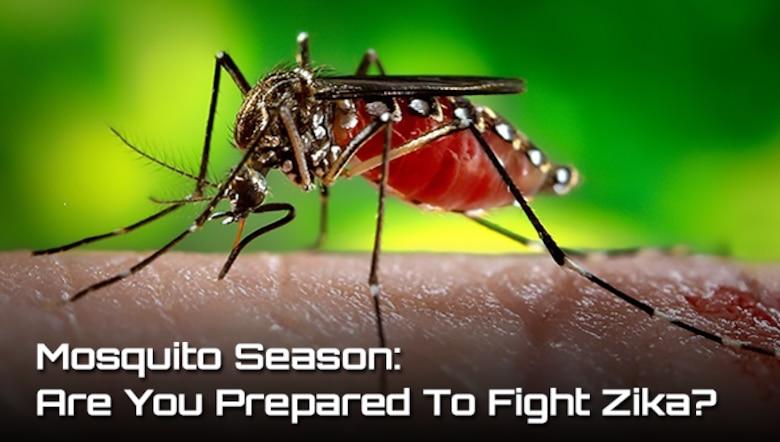 Mosquito season 2017