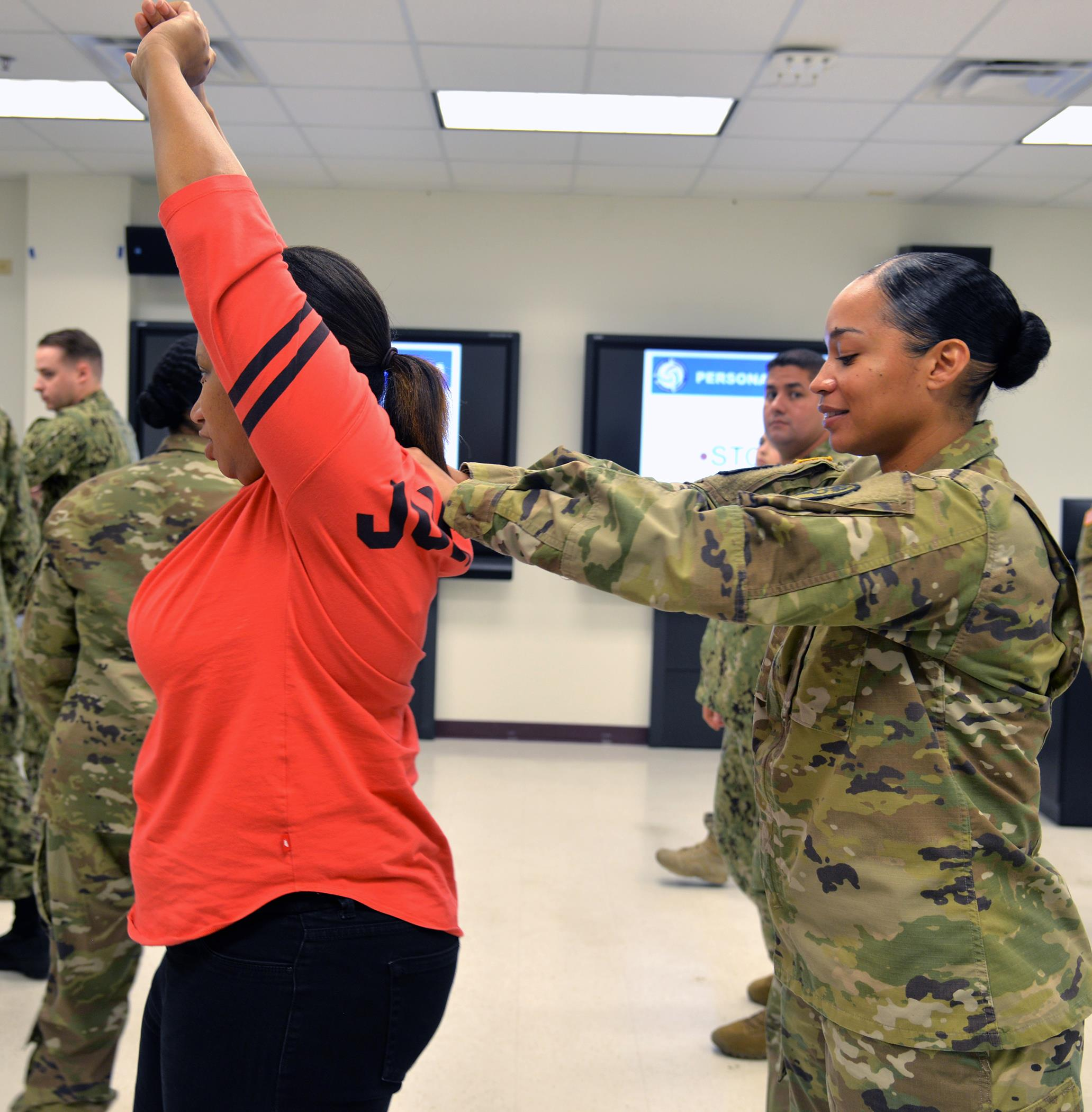 Training: Army Medical Command Training Program Teaches Patient