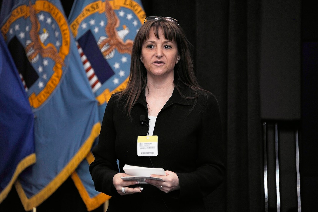 Angela Tomasko, a victim's rights trainer for the Prosecuting Attorney Association of Michigan, shares her personal story of survival and healing after enduring a sexual assault.