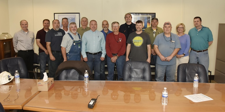 Team Members Unite To Make Safety A Priority Gt Arnold Air