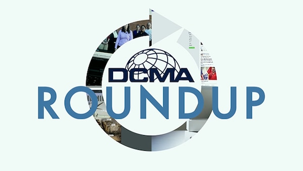 Roundup gives a quick look at stories recently featured on www.dcma.mil. Visit the homepage and follow DCMA on Facebook for regular updates.
