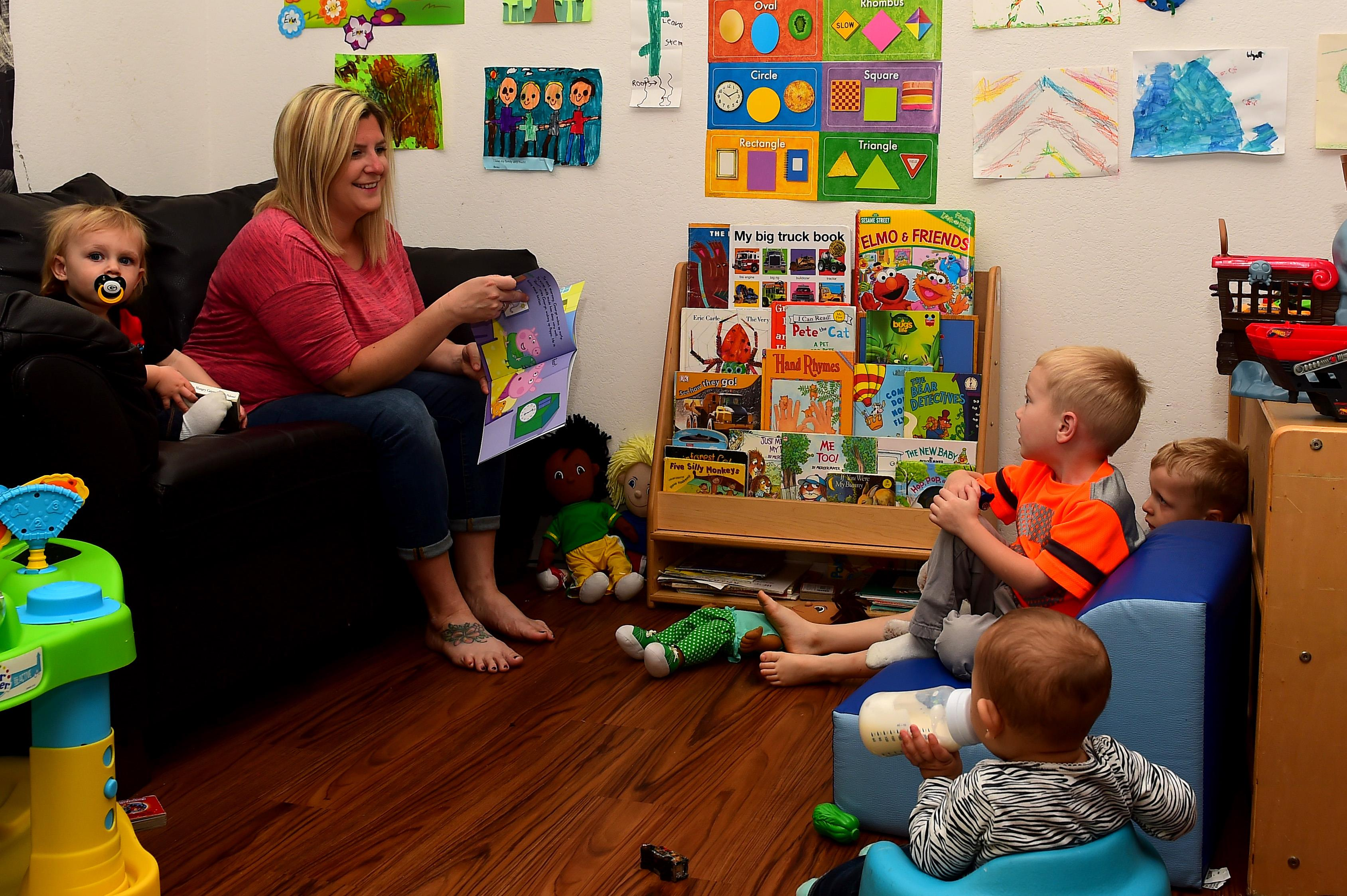 Family child care providers of year recognized > Joint ...