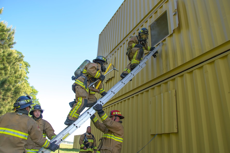 firefighter employment scenario Step 3 three merit-based recruitment stages  for the behavioural-based / scenario  may hinder the suitability of employment as a firefighter,.
