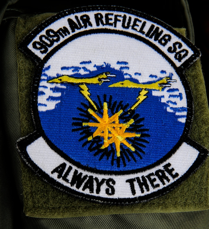 The 909th Air Refueling Squadron is the Pacific Air Forces lead force for air refueling of U.S. and allied aircraft during all contingencies. The 909th ARS provides refueling for multiple aircraft participating in contingencies throughout the Pacific area of responsibility. (U.S. Air Force photo by Senior Airman Lynette M. Rolen)