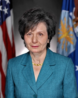 Official Photo - Dr. Frederica Derama (U.S. Air Force Photo by Andy Morataya)