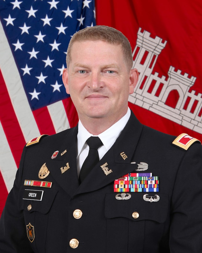 Colonel Bryan S. Green assumed command of the U.S. Army Engineer Research and Development Center (ERDC) in September 2015.  ERDC is one of the most diverse research organizations in the world – seven laboratories located in four states, with more than 2,100 employees, $1.2 billion in facilities, and an annual program exceeding $2 billion.