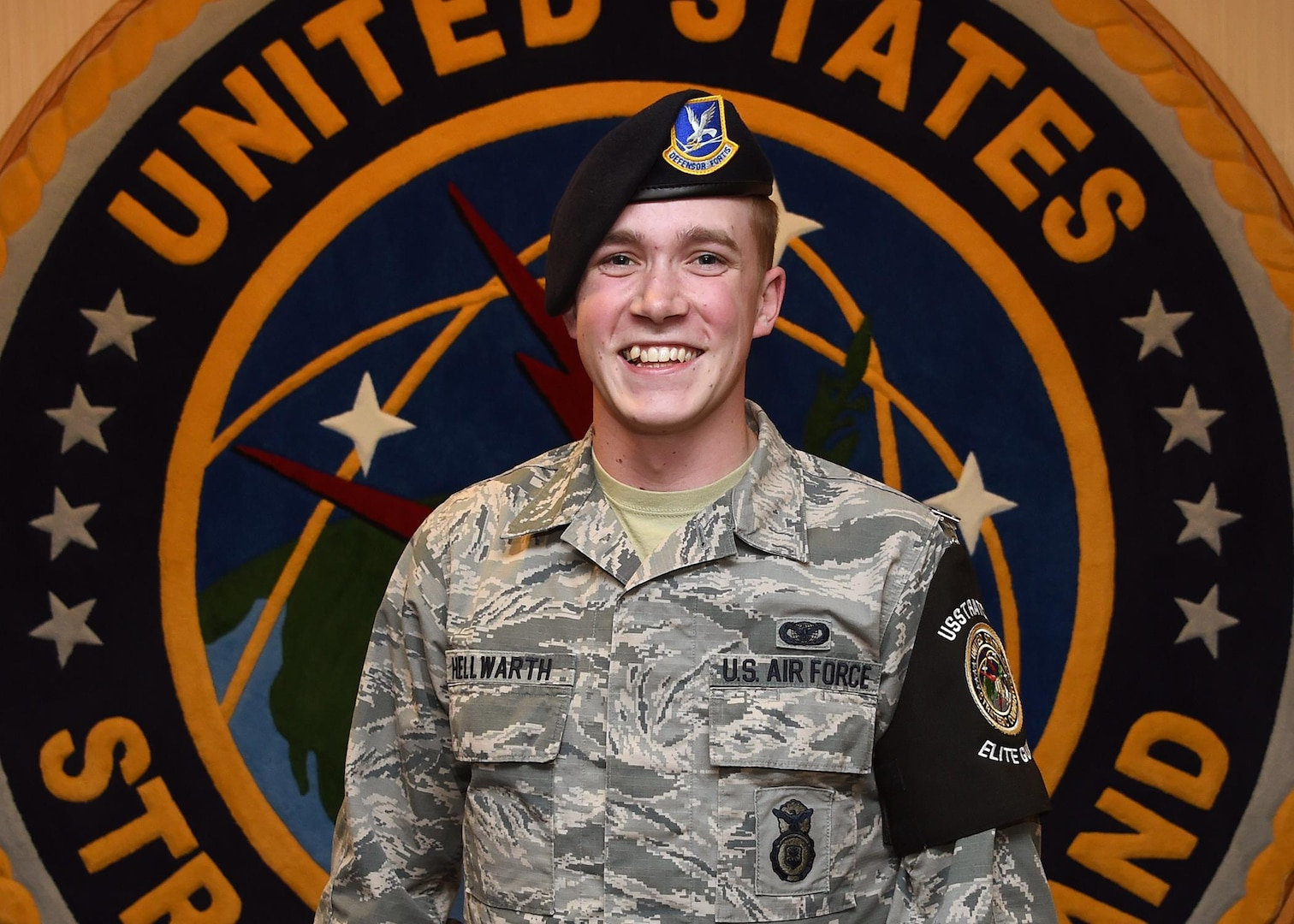 Senior Airman James C. Hellwarth