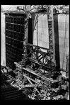 The Hiram M. Chittenden (Ballard Locks) under construction circa 1915 in Seattle, Washington.