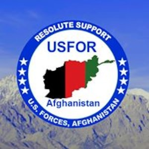 U.S. Forces Afghanistan