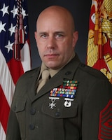 Bio Photo of Sergeant Major Benjamin T. Suter