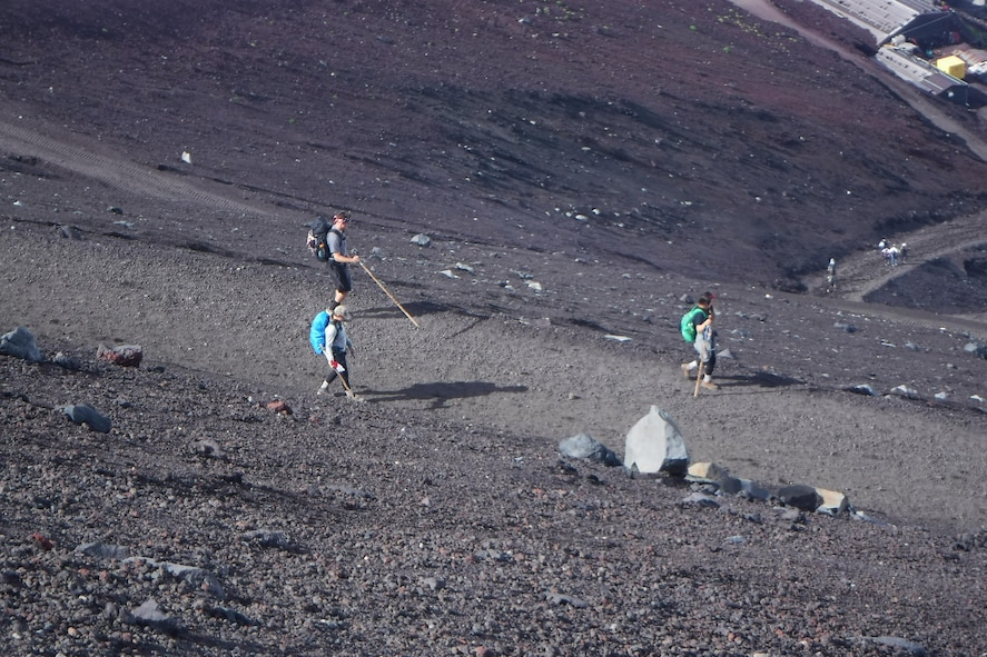 Mount Fuji, Climbing, Hiking, Yokota Air Base