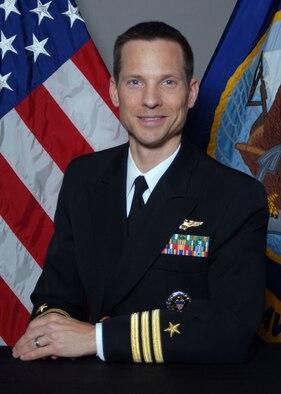 Commander Brady LeVander