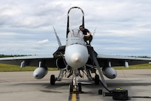 RCAF prepares for success