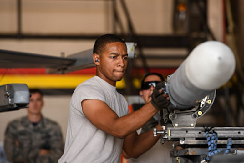 388th Load Competition Final F-16