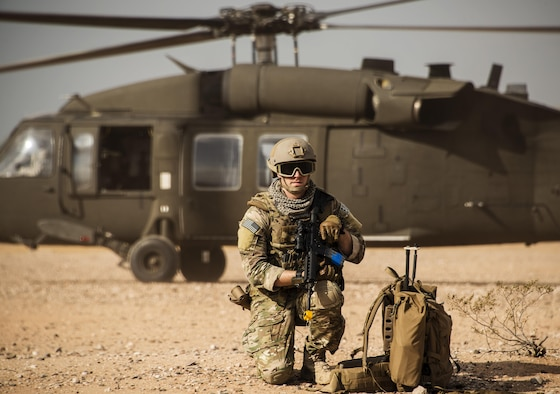 Luke's explosive ordnance disposal unit continues sharpening the skills required to deploy down range in hostile environments. Check out how the team trained in a recent fly-away training mission held at the Florence Military Reservation!