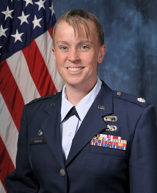 Lieutenant Colonel Tracy N. Hunter