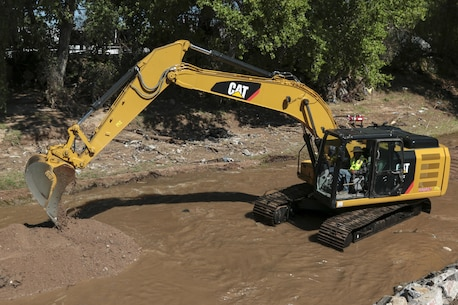 An imminent threat of unusual flooding must exist and a state must request Corps assistance.