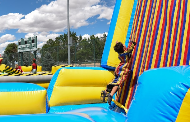 The 460th Force Support Squadron hosted the 2017 FunFest July 27, 2017, on Buckley Air Force Base, Colo.