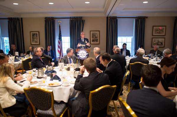 Selva Discusses Nature of Nuclear Deterrence at Mitchell Institute Forum