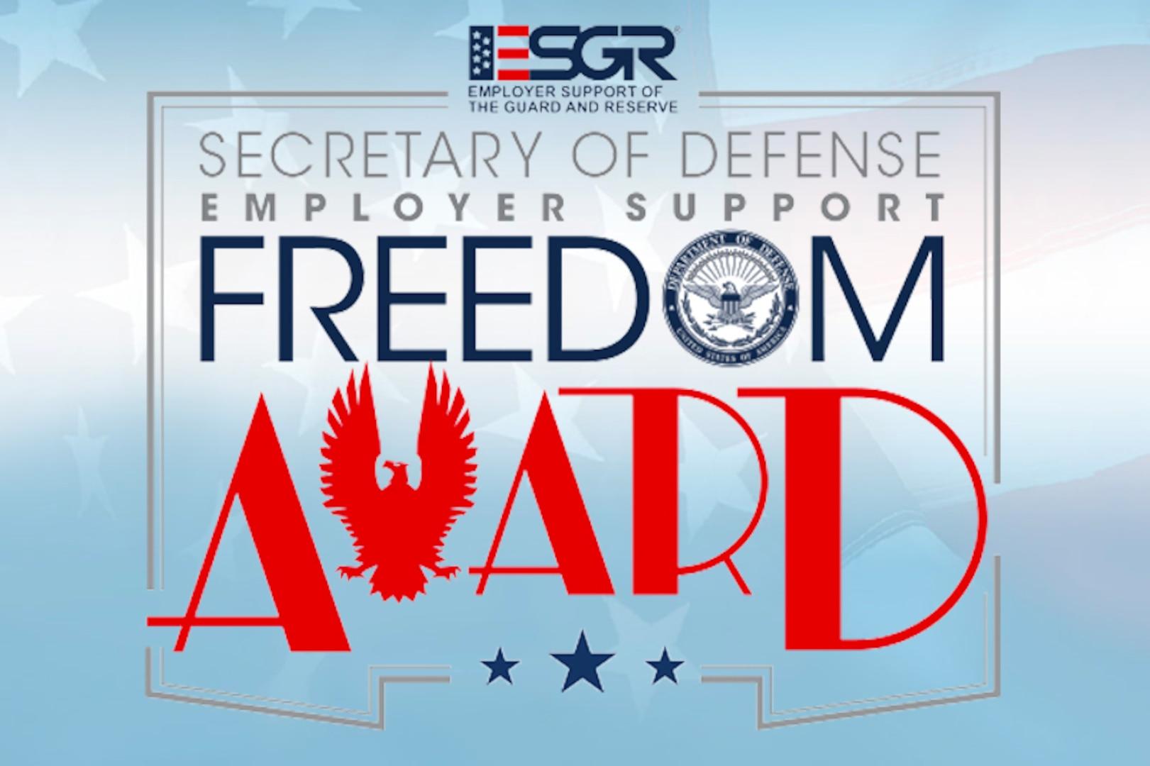 Employer Support Freedom Award