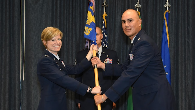92nd MDSS salutes new commander