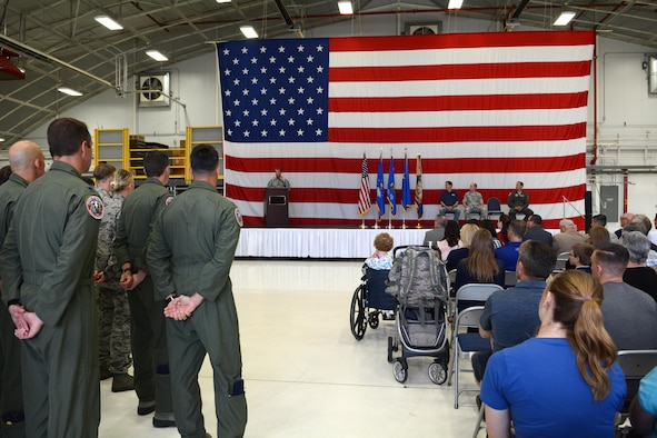 Wisconsin Air National Guard's 115th Fighter Wing deploys to U.S. Pacific Command