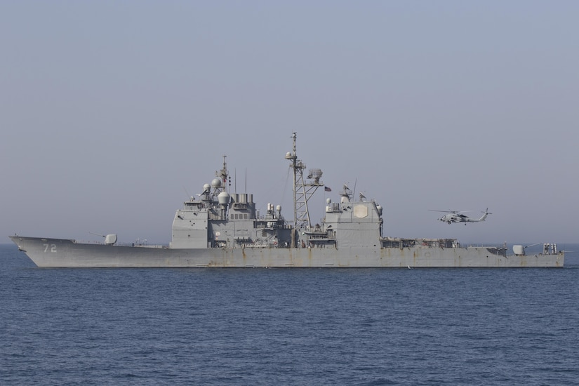 Army Reserve participates in Navy trilateral