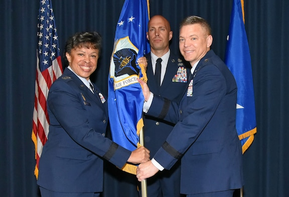 Air Force Safety Change of Command