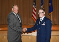Special Agent Eric Diss Award Ceremony