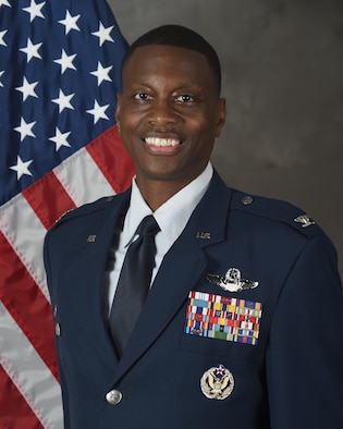 Col. Brandon Parker Official Photo