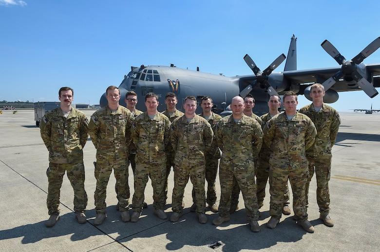 AC-130U gunship crewmembers