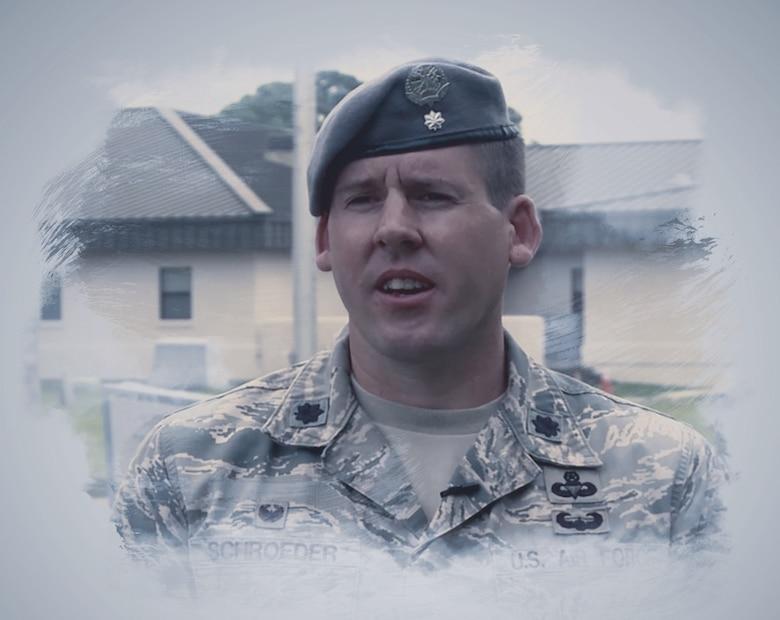 Lt. Col. William Schroeder