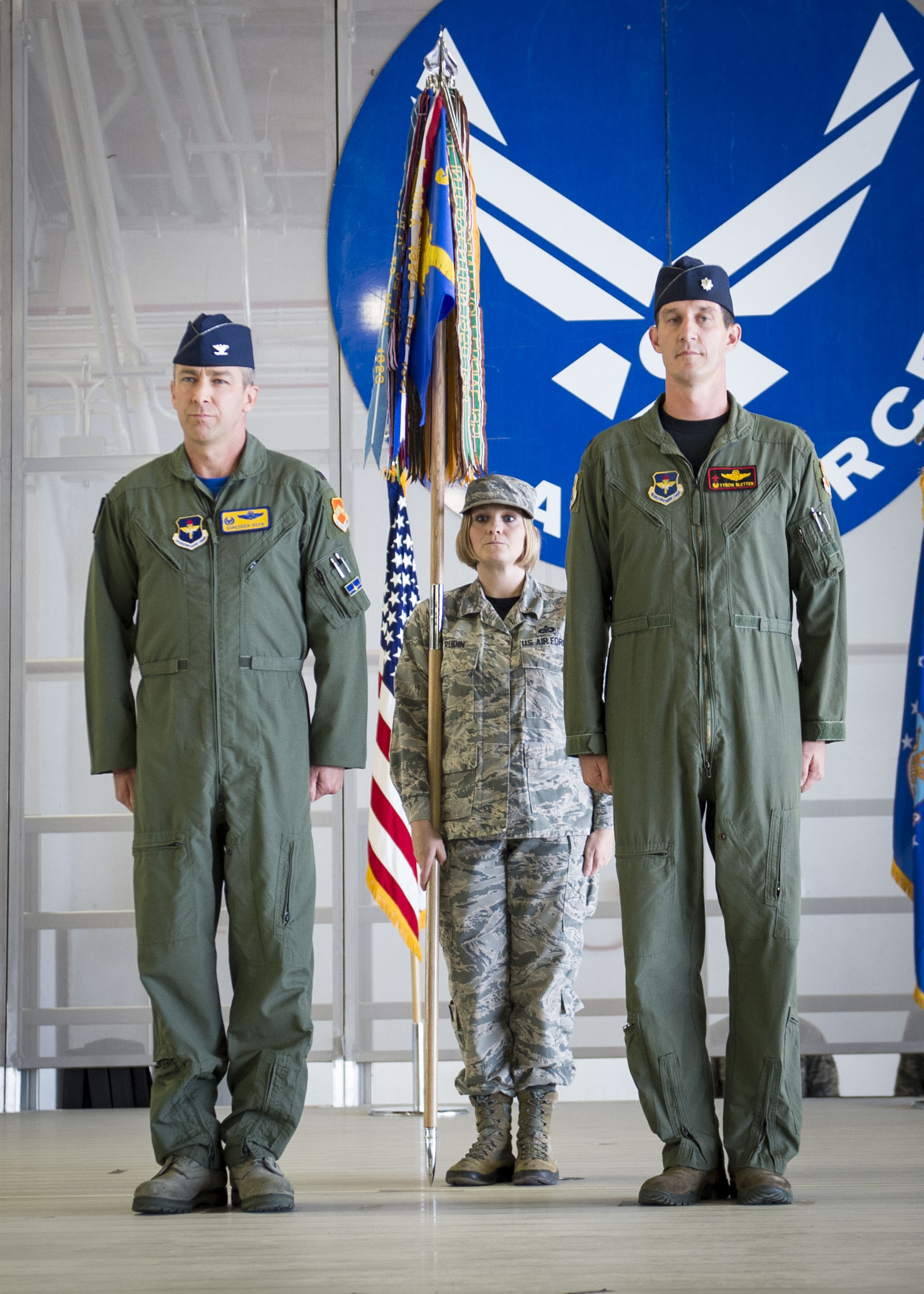 8th Fighter Squadron Reactivated After Six Years