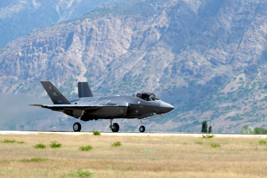 F-35A to fly during WSEP 