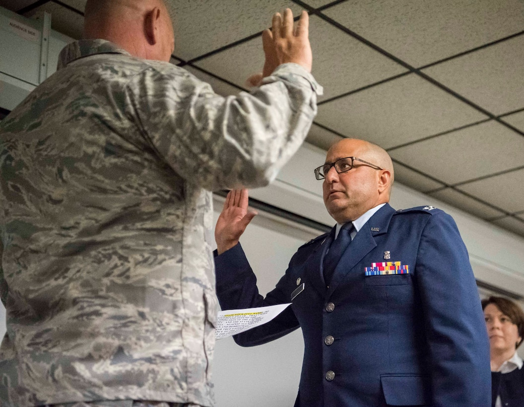 Col. Ryan adds the rank of colonel to J.D. Underwood