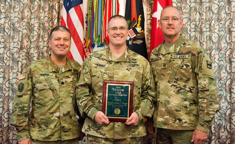 TRADOC Instructor of the Year