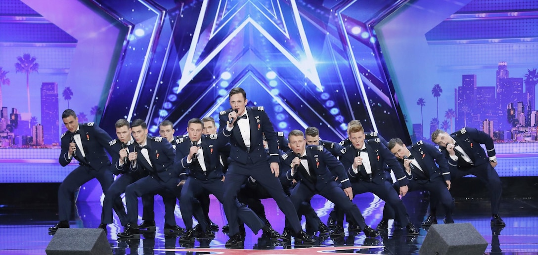 """In the Stairwell will perform on America's Got Talent Aug. 8, after advancing to the last round of the """"Judges Cuts"""" in June."""